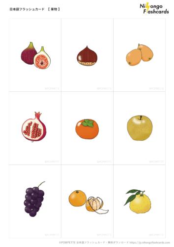 果物 イラスト